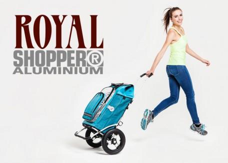Andersen Royal Shopper Hydro mit 29 cm Luftrad – Die